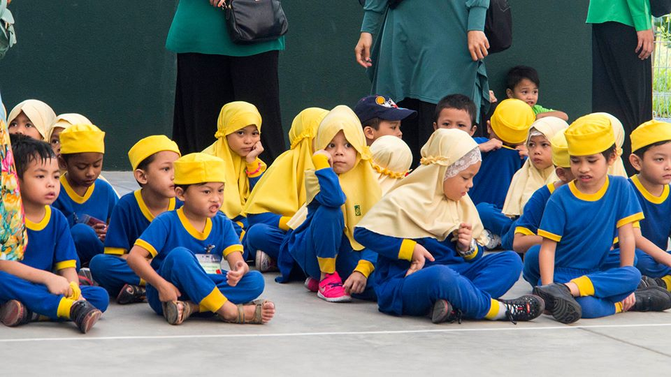 an-nur mosque kindergarten